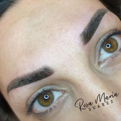 bold brows rosa maria suarex
